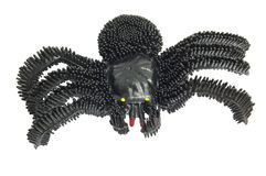 Rubber toy spider Royalty Free Stock Image