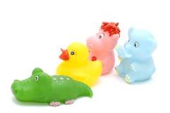 Rubber toys Stock Photos