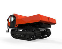 Rubber Track Crawler Carrier Stock Photos