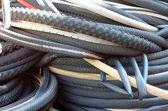 Rubber tube Stock Images