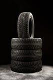 rubber vinter Fotografering för Bildbyråer