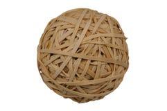 rubberband шарика Стоковое фото RF