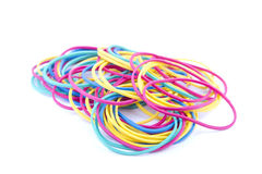 Rubberband Stock Image