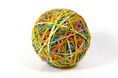 Free Rubberband Ball Royalty Free Stock Image - 71876