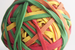 Rubberband Ball Stock Photos