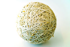 Rubberband Ball Royalty Free Stock Photography
