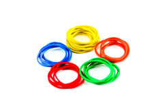 Rubberband Royalty Free Stock Photos