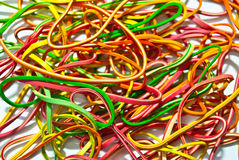 Rubberbands Fotografia de Stock Royalty Free