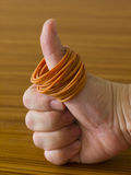 Rubberbands Stock Photos