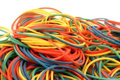 Free Rubberbands Stock Photography - 852892