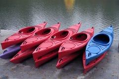 Rubberbootjes Royalty-vrije Stock Foto's