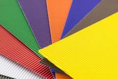 Rubbertextuur van kleurrijke matten of cellulaire dekking op vloer stock afbeeldingen