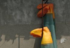 Rubbet-Stiefel in Taiwan Stockbilder