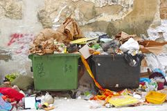 Rubbish Stock Images