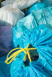 Rubbish bags Stock Photography