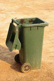 Rubbish bin Stock Image