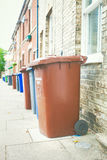 Rubbish bins Royalty Free Stock Image
