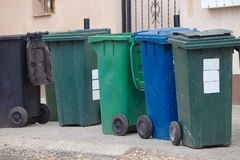 Rubbish Royalty Free Stock Images