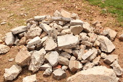 Rubble Stock Image
