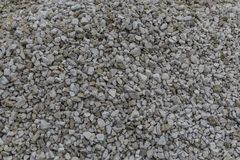 Rubble as a texture royalty free stock images