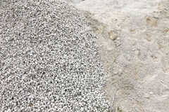 Rubble For Cement Stock Photography