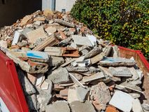 Rubble Royalty Free Stock Image