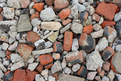 Rubble Royalty Free Stock Images
