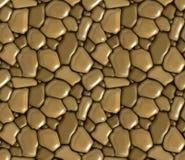 Rubble masonry seamless Royalty Free Stock Photo