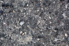 Rubble texture Stock Photo