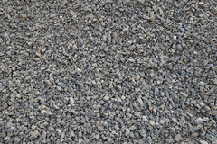 Rubble texture (stones) as easy technology Stock Photography
