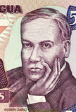 Ruben Dario Obraz Stock