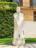 Ruben Dario monument, Palma de Majorca Stock Photo