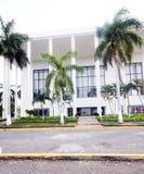 Ruben dario national theater managua nicaragua Royalty Free Stock Images