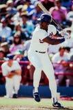 Ruben Sierra, Texas Rangers Photographie stock