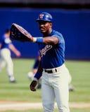 Ruben Sierra, Texas Rangers DE Fotos de archivo