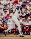 Ruben Sierra, Texas Rangers Royalty Free Stock Photo