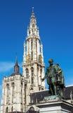 Rubens à Anvers Image libre de droits
