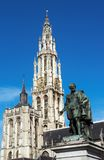 Rubens in Antwerp Royalty Free Stock Image