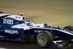 Rubens Barrichello Royalty Free Stock Image