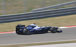 Rubens Barrichello Royalty-vrije Stock Afbeelding