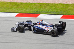 Rubens Barrichello (Team Williams) Lizenzfreie Stockbilder