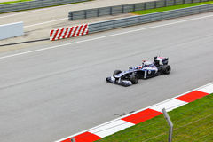 Rubens Barrichello (team Williams) Stock Photos