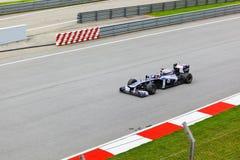 Rubens Barrichello (team Williams) Stock Photos