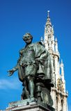 Rubens statue Royalty Free Stock Photos