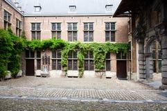 Rubenshouse Antwerp Royaltyfri Fotografi