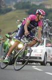 Rubern Plaza Tour de France 2015 Royalty Free Stock Photography