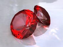 Rubi Imagens de Stock Royalty Free