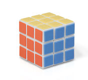 Rubic cube Stock Image