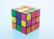 Rubic Würfel Lizenzfreies Stockfoto