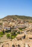 Rubielos de Mora, Teruel, Spagna Fotografia Stock